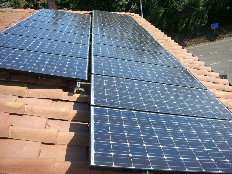 You are browsing images from the article: Impianto Fotovoltaico Civile da 4,5 kwp