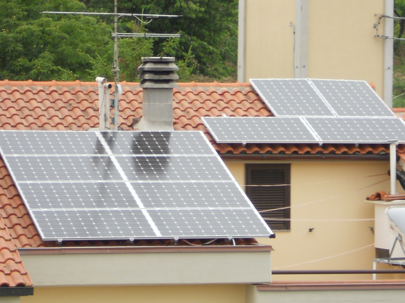 You are browsing images from the article: Impianto Fotovoltaico Civile da 2,88 kwp