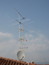 Impianto Satellitare Fracarro